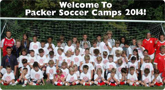 Welcome To Packer Soccer Camps 2017!